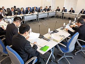 昨年11月に開かれた新6者懇では「薬学実務実習に関する連絡会議」を設けることを確認した
