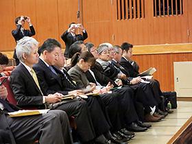 24日に仙台市で開かれた中医協公聴会