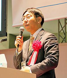 佐藤岳幸審査管理課長