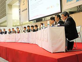 CPhIジャパンのパネル討論
