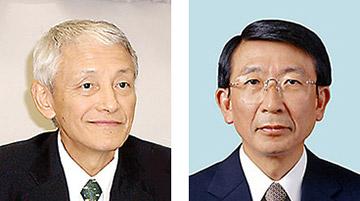 多田正世氏(左)と野木森雅郁氏