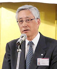 柴田仁会長