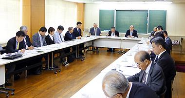 東京生薬協会の今年度第1回総会