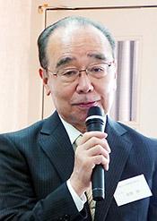 青野博会長