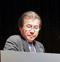 青江誠一郎氏