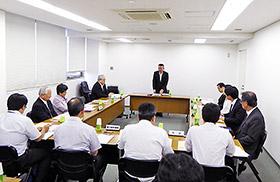 2モデル事業実施を決めた大阪府の協議会