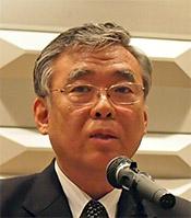 山本信夫新会長
