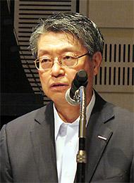花井陳雄社長
