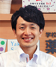 米永友樹氏