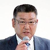 水野秀晴社長