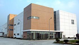 中国で注射剤生産工場が竣工