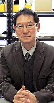 宇野勝次氏
