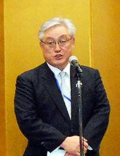 東原敏昭会長