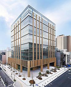 田辺三菱製薬・本社ビル