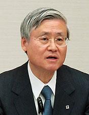 樋口達夫社長兼CEO