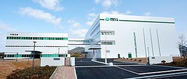 大地化成の兵庫工場