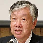 新会長に就任した青木桂生氏