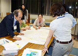 神奈川県薬剤師会の協力によりワークショップを実施