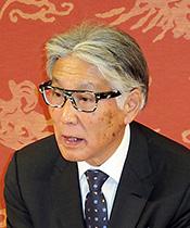菊地眞理事長