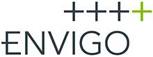 「Envigo」ロゴマーク