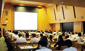 都内で開催された第6回JAPhMed年次大会