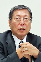 田尻稲雄社長