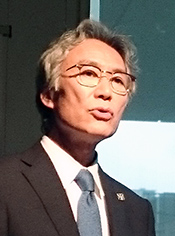 川本壽人日本法人社長