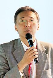 川渕孝一氏