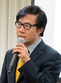 チャン・リー社長