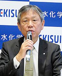田頭秀夫社長