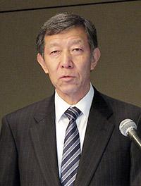 梅田一郎社長