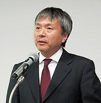 窪田良社長兼CEO