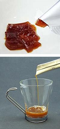 漢方内服ゼリー剤と漢方濃縮煎剤