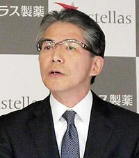 畑中好彦社長兼CEO