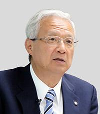 中山讓治社長兼CEO
