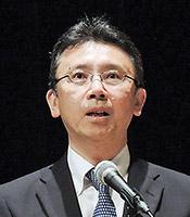 南野哲男教授