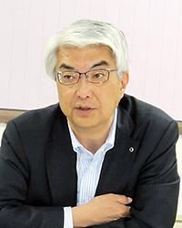 加茂谷佳明氏