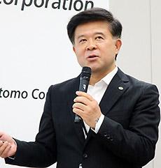 日立製作所・坂入実氏