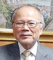 早川堯夫理事長