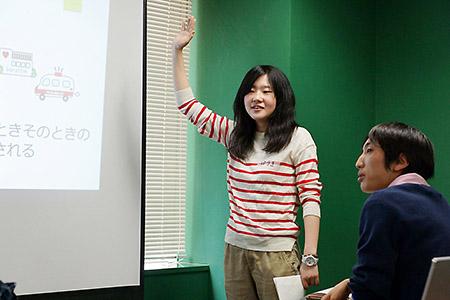 Study Session Projectに参加した学生たち 2