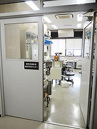 摂南大学薬学部校舎内に設置された臨床研究センター