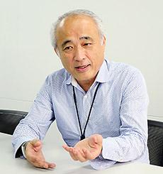 窪田規一社長
