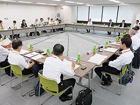 1日に開かれた薬剤師国家試験出題基準改定部会