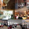 デンマーク薬剤師会が設立した高等教育機関(教職員数約130人、550人の調剤助手を目指す若人が併設される寮に共同生活をしながら薬学教育を受ける)