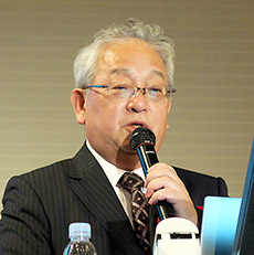 木平健治会長