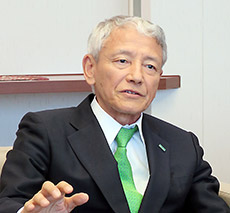 多田正世会長