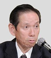 伍藤忠春理事長