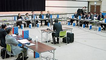 16日に開かれた中央社会保険医療協議会総会