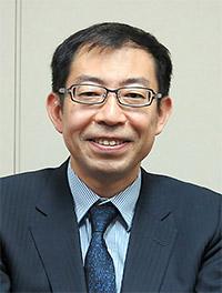 川上純一副会長