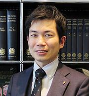 橋澤雄介さん
